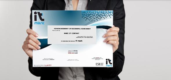 illustration certification ITmark - it-mark.eu
